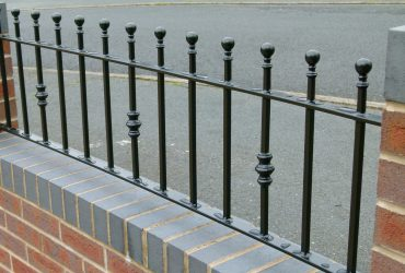 Domestic Metal Railings
