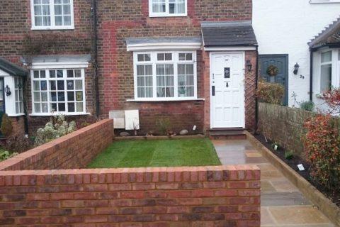 Front Garden – Berkhamsted