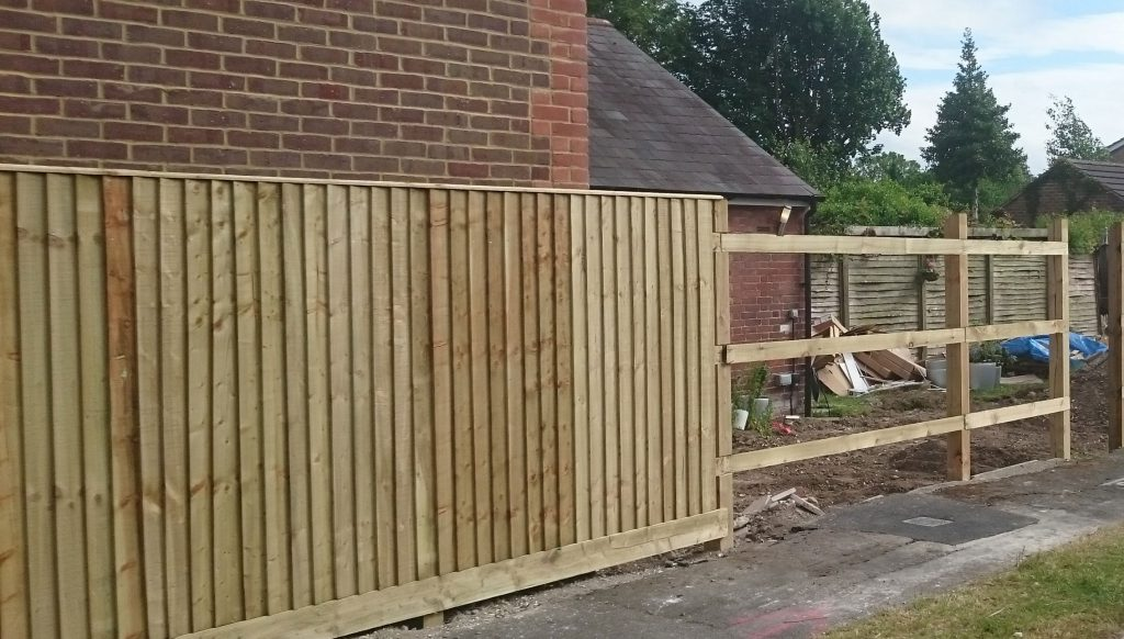 Closeboardfencing Wrights Fencing And Landscaping