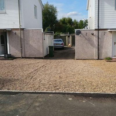 Gravel Driveway – Aylesbury