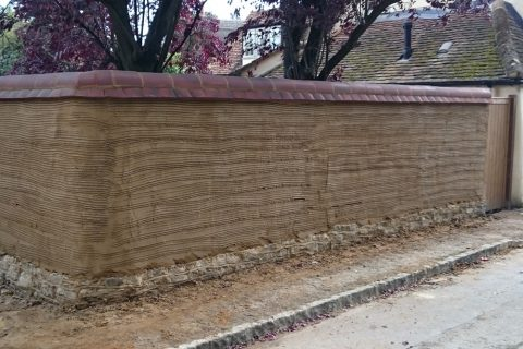 New Wall – Haddenham