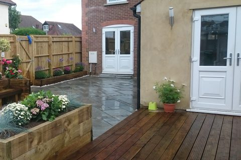 Tring – Garden Redesign