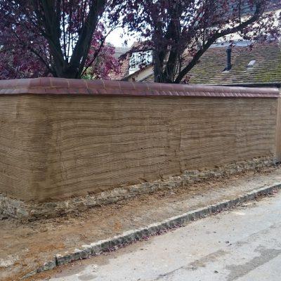 New Wall – Haddenham